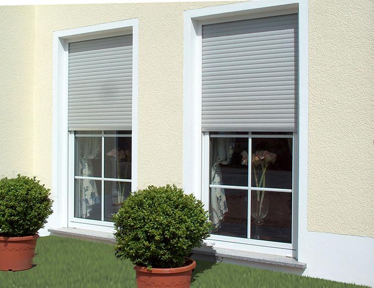 Външни и ламелни щори /                       Капаци за прозорци