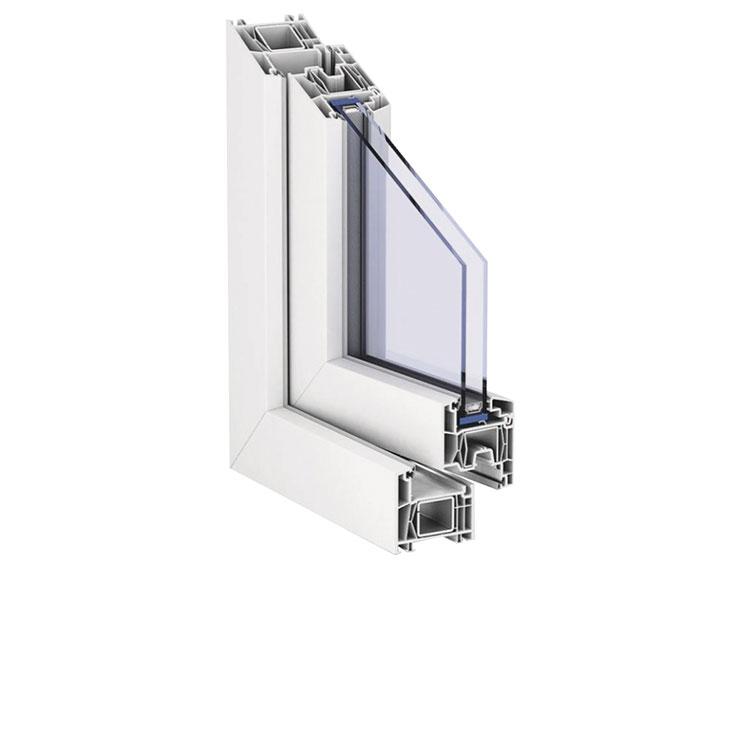 Trocal Basic 70 PVC Система